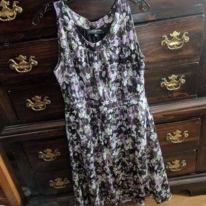 Jones New York sleeveless floral dress!